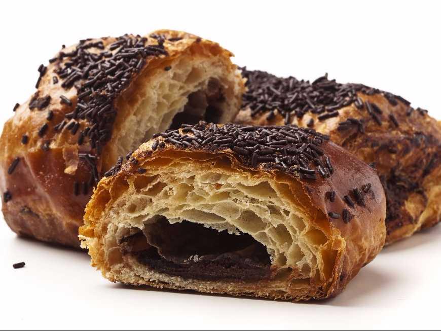ขนมปังไส้ช็อคโกแลต
