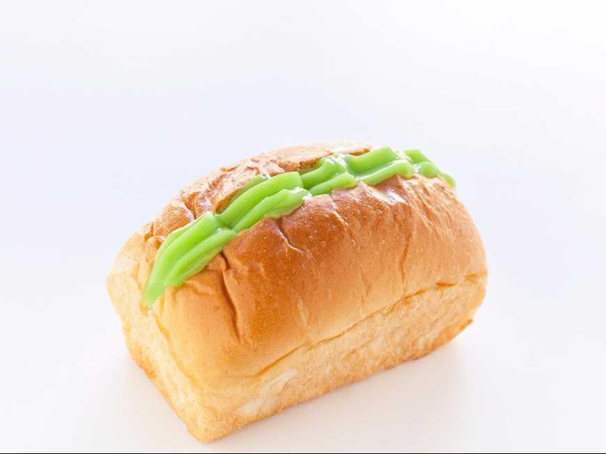 ขนมปังไส้สังขยา