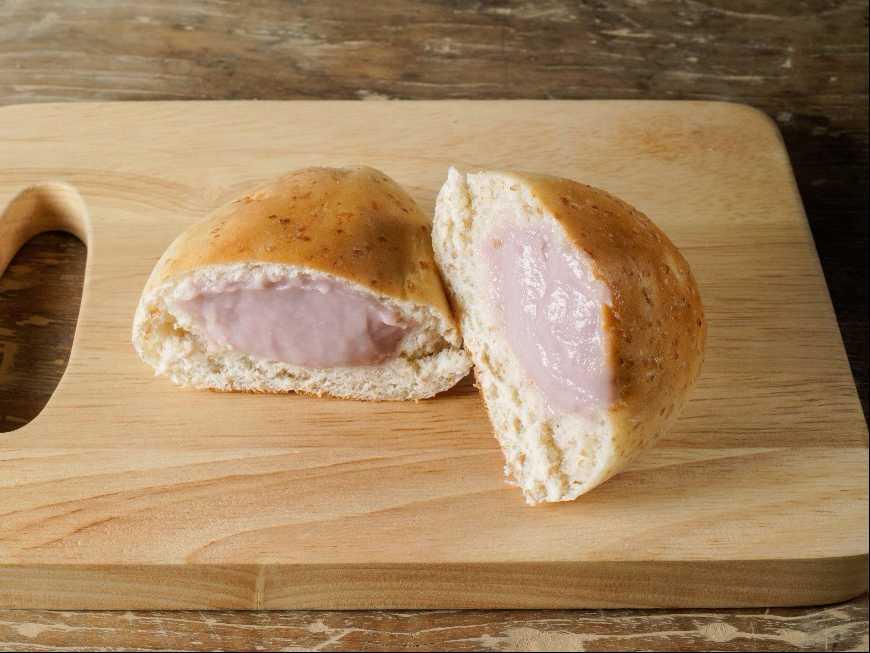 ขนมปังไส้เผือก