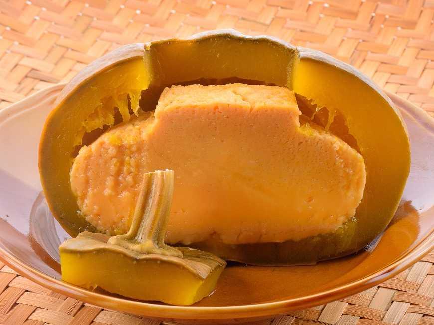 ขนมสังขยาฟักทอง