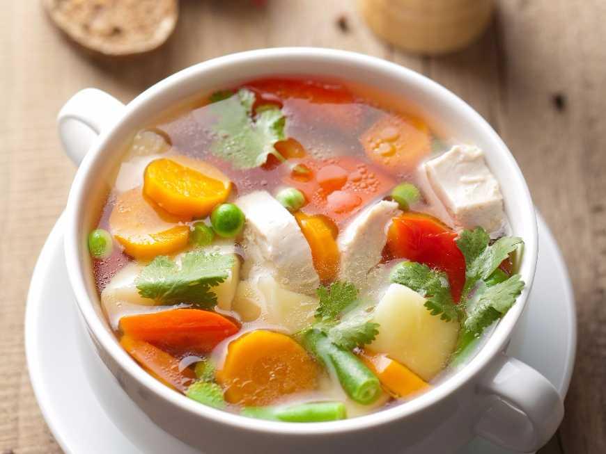 ซุปผัก