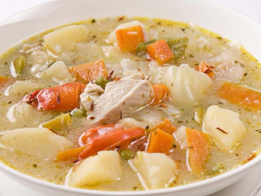 ซุปไก่-ต้นตำหรับอิสลาม