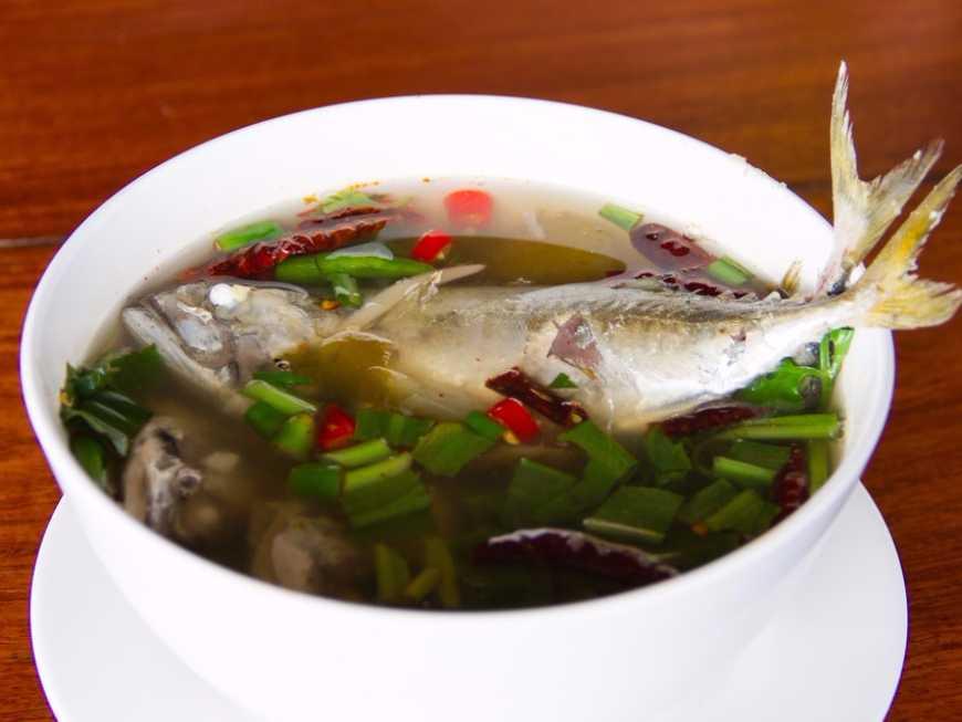 ต้มโคล้งปลาทู