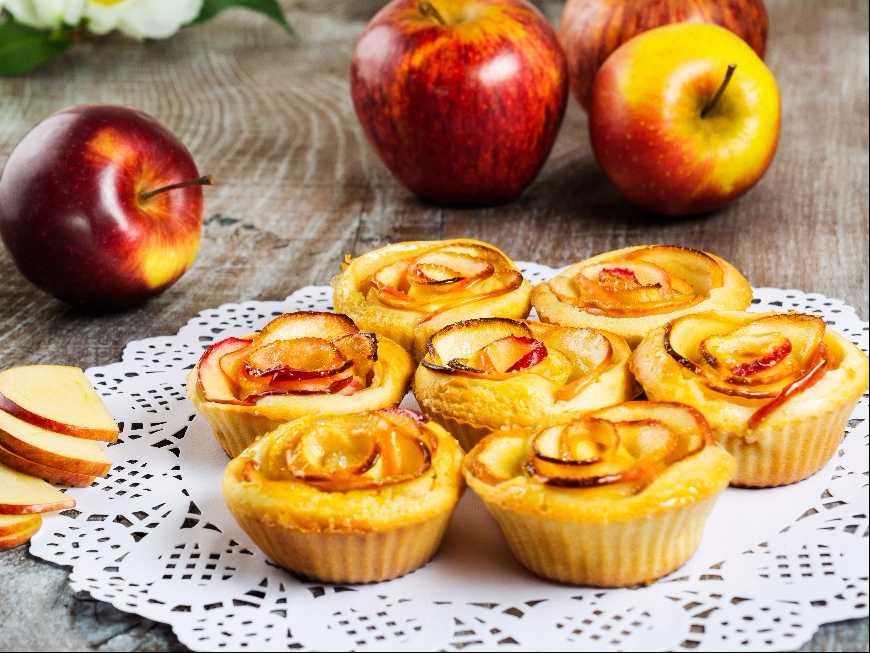 ทาร์ตหน้าแอปเปิ้ล
