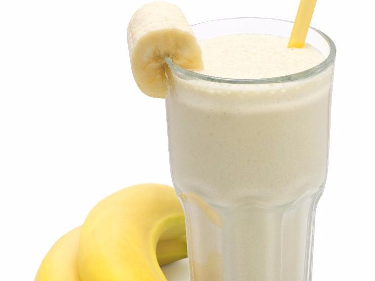 น้ำกล้วยปั่น
