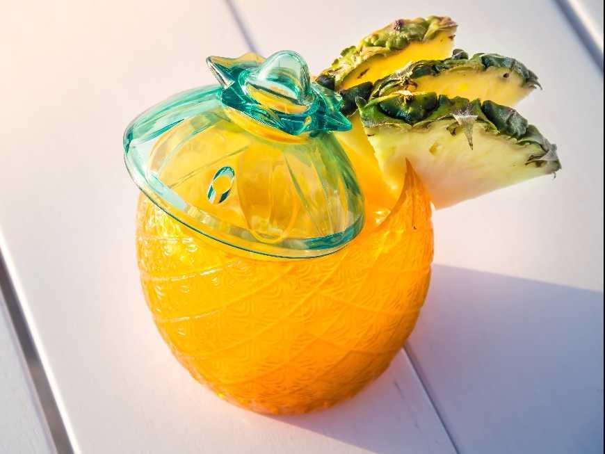 น้ำมะนาวสับปะรด