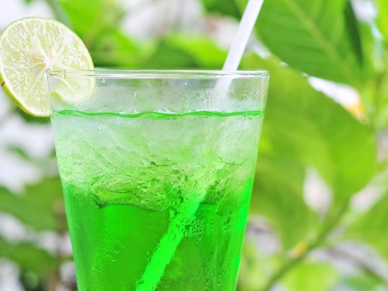 น้ำโซดามะนาว