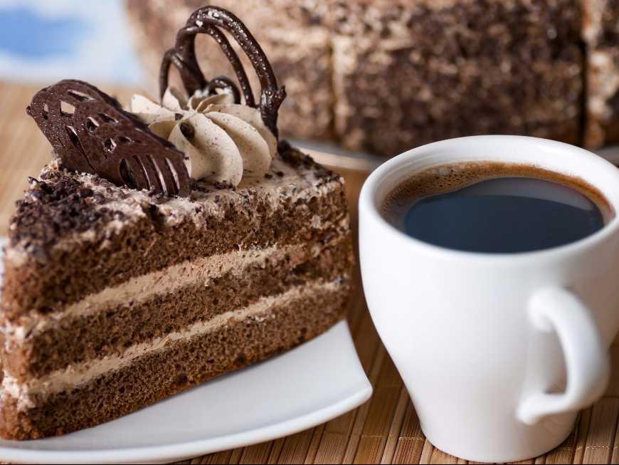 เค้กกาแฟ