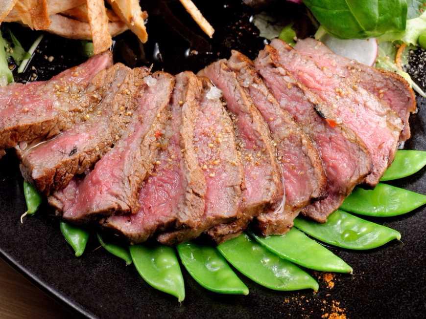 เนื้อย่างตะไคร้