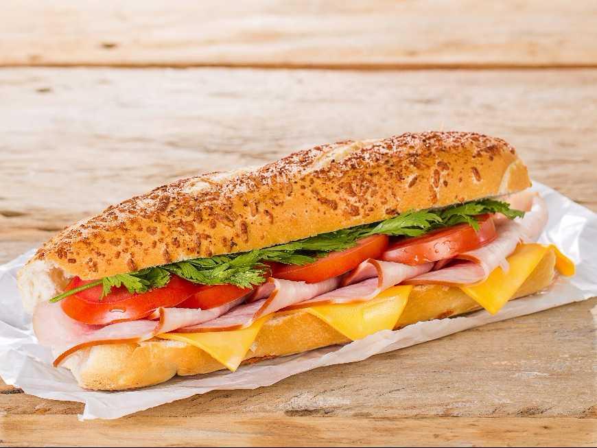 แซนด์วิชชีสพาร์มาแฮม