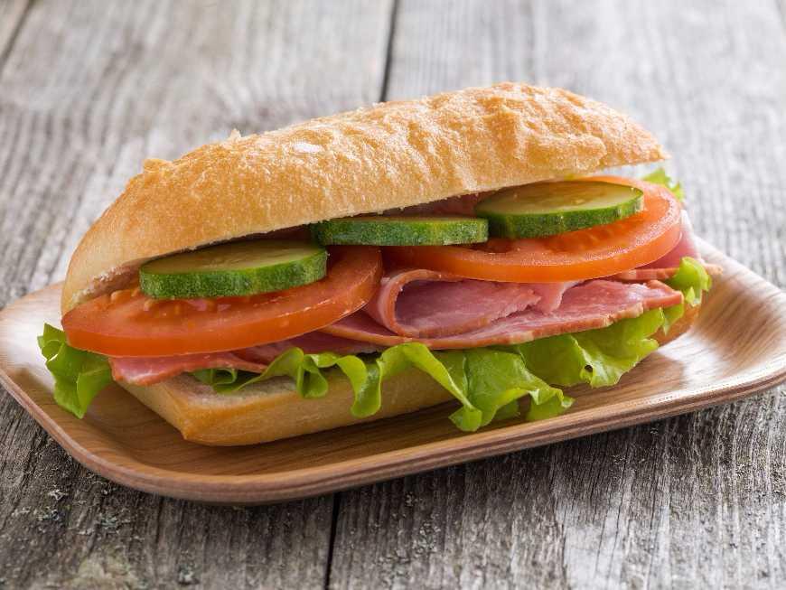 แซนด์วิชแฮม