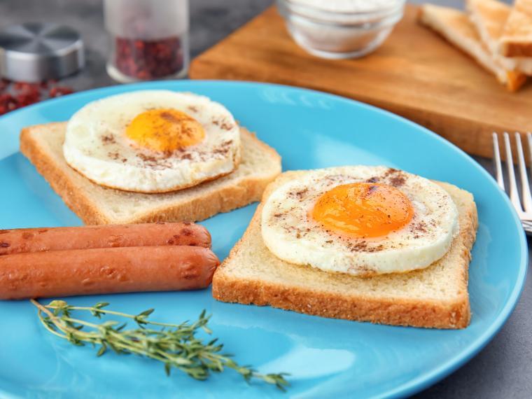 ขนมปังไข่ดาว