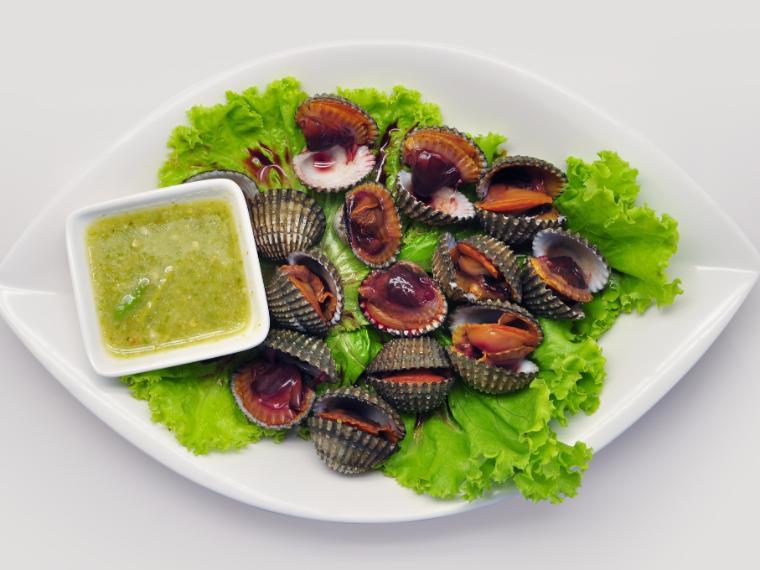 หอยแครงซีฟู้ด