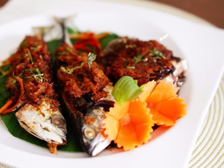 ปลาทูราดพริก