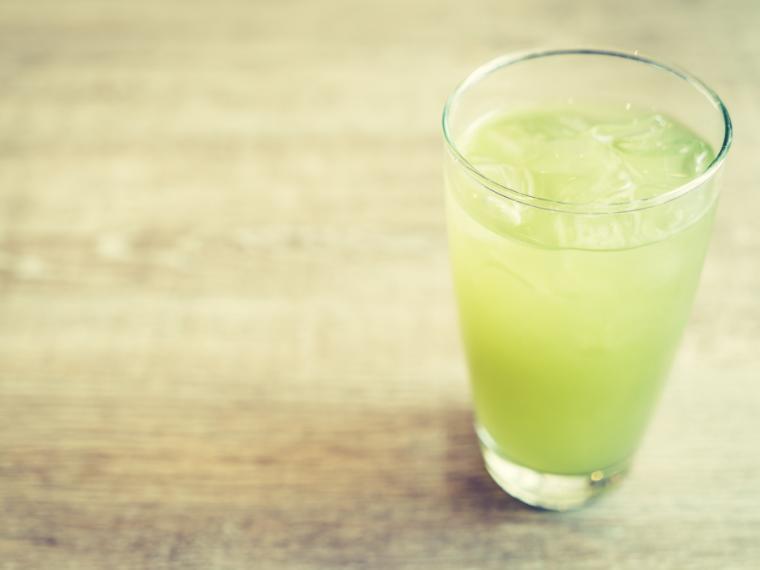 น้ำองุ่นเขียว