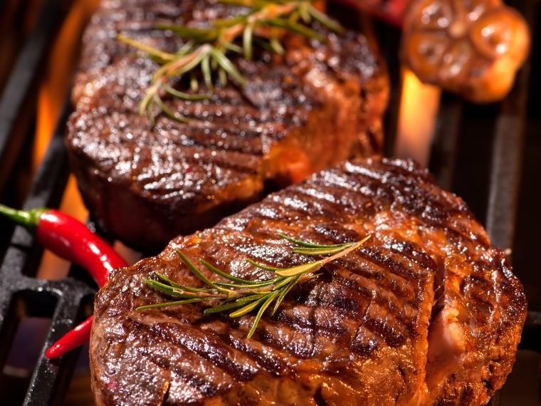 สเต็กเนื้อวัว